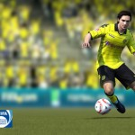 FIFA 12 mit Player Impact Engine