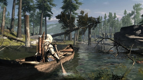 Assassins Creed 3 Screenshot