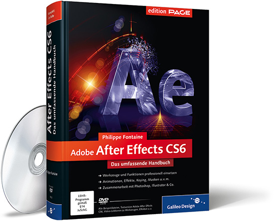 After Effects Buch