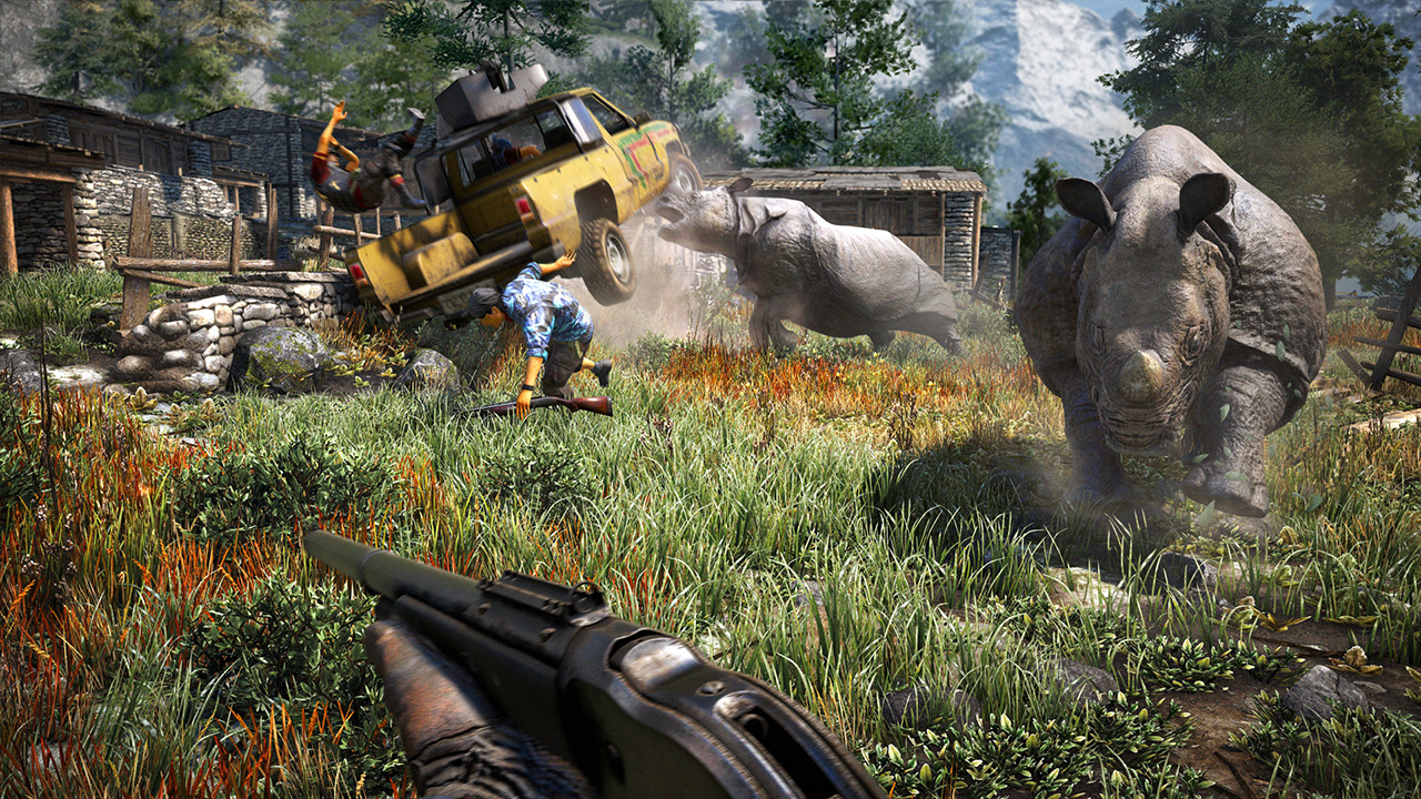 Far Cry 4 Nashorn